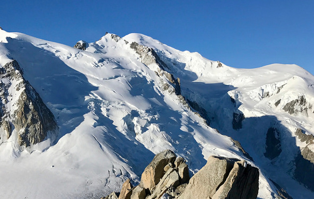 Concerns grow over Japanese climber missing on Mont Blanc