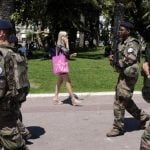 France: Anti-terror soldier attacked while on duty