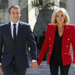 Opposition mounts against official 'first lady' role for Brigitte Macron