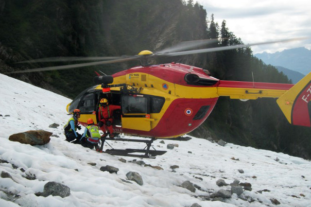 Rescuers find missing South Korean climber dead on Mont Blanc