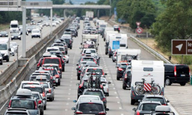 These are the ten worst cities for traffic jams in France