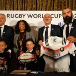 French accused of exploiting dead rugby star's sons in bid to host World Cup