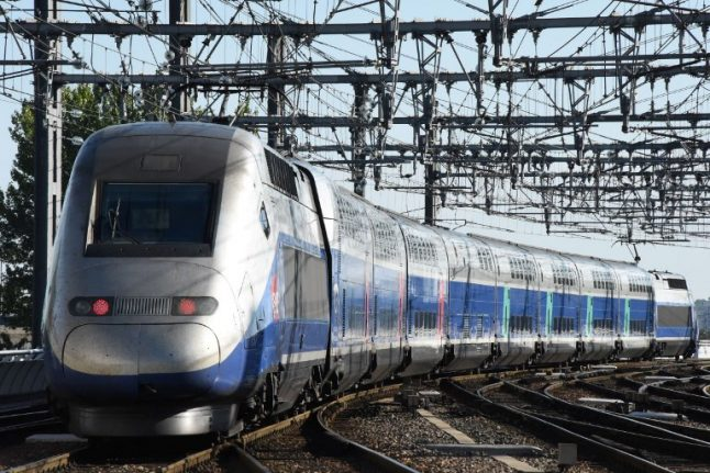 Maker of France's TGV trains merges with German industrial giant