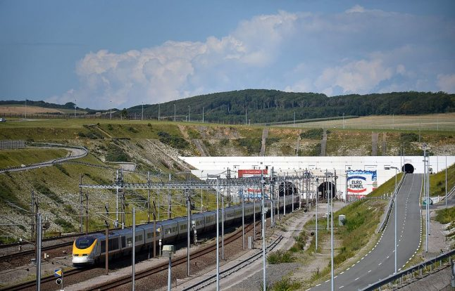 French police find €12 million cannabis haul in Channel Tunnel