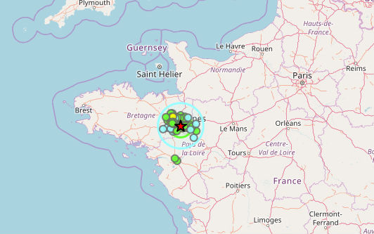 Should people in Brittany be worried about all the earthquakes?