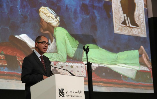 Long-delayed Louvre Abu Dhabi with 300 artworks on loan from France to open its doors