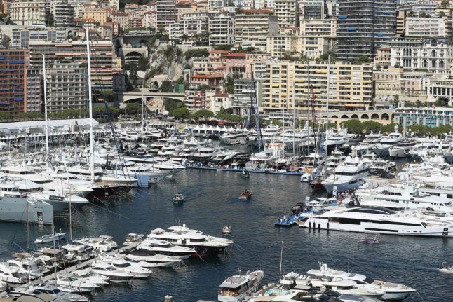 Got a yacht? Proposed French tax break makes waves