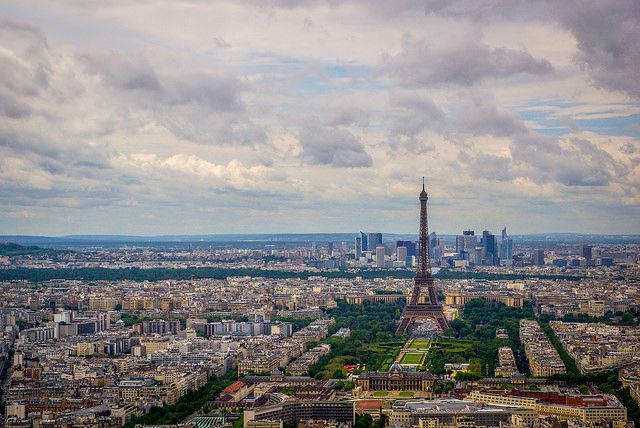 Are these the 'top 20' places to live in and around Paris?