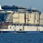 France allows Italy to take majority control of its biggest shipyard