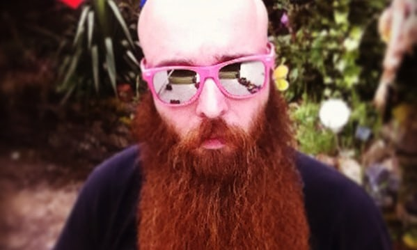 French hopeful in Texas beard championships is suspected 'drugs kingpin'