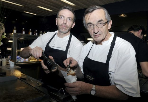 Burned-out French chef asks to be stripped of Michelin stars