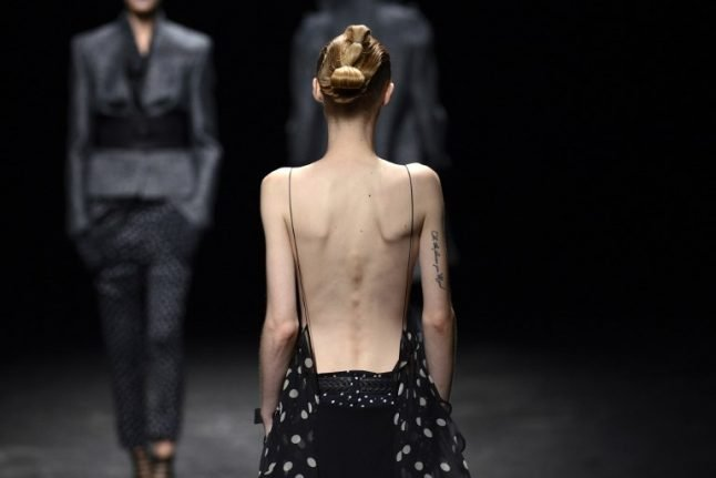 Paris fashion week opens... with slightly bigger models than usual