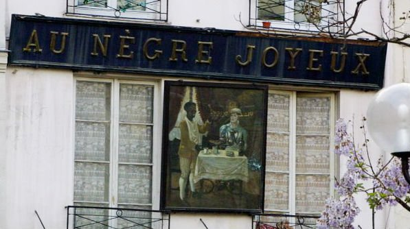 Paris votes to take down 'Happy Negro' street sign but should it stay?