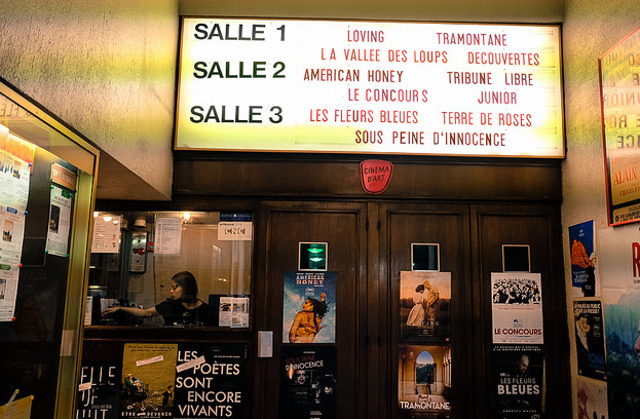 French retain crown as Europe's film buffs (but it's thanks to American movies)
