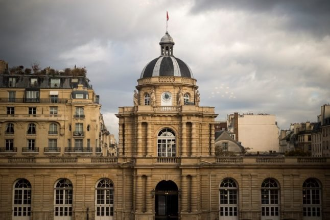 Macron's party suffers setback in French Senate vote