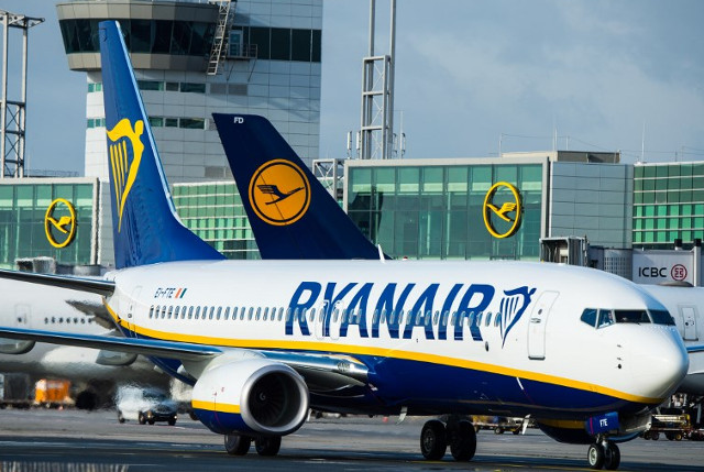 Ryanair reveals full list of cancelled flights to and from France