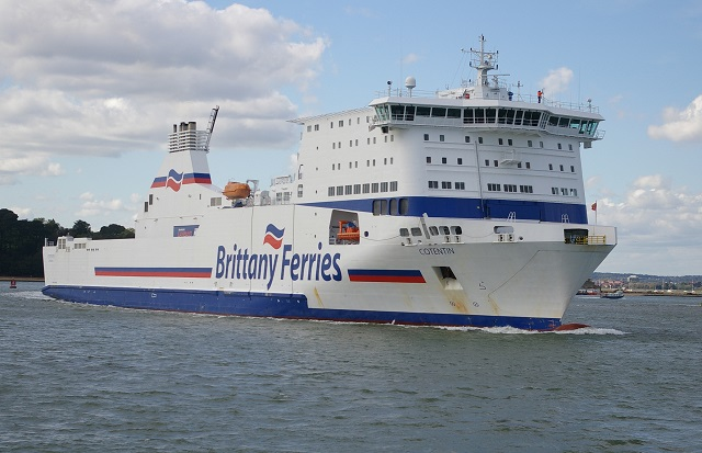 British tourist creates havoc at French port after trying to board ferry with WWII shells