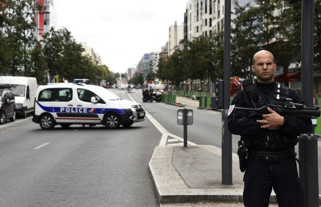 Police find two more explosives caches after discovery of Paris 'bomb factory'