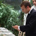 Macron bombarded with texts after mobile number leaked online