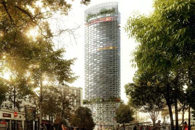 VIDEO: How Montparnasse Tower will look after €300 million makeover