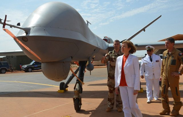 France to start using armed drones
