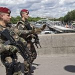 Timeline: How jihadists have targeted soldiers and police in France