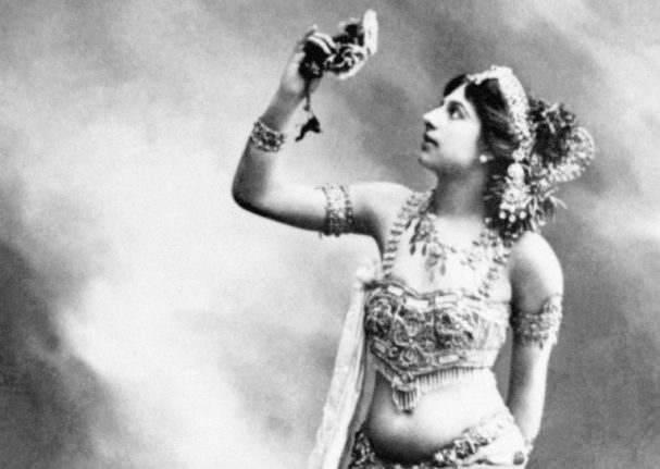 From erotic dancer in Paris to double agent: The story of Mata Hari 100 years after her death