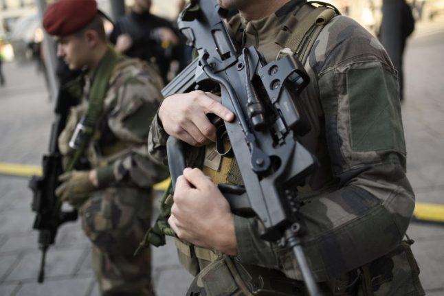 This is what happened during France's state of emergency
