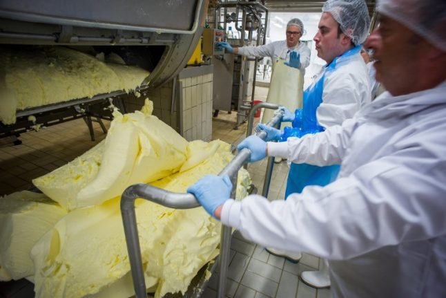 'Worst since the war': Just how bad is France's butter shortage?