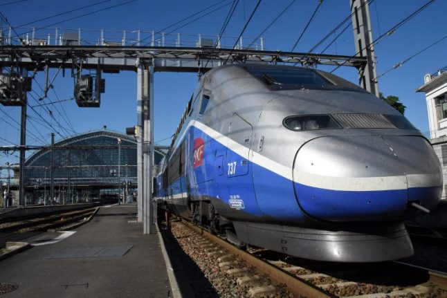 France could cut number of stations served by high-speed TGV trains