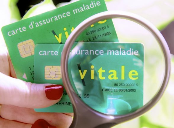 Question: Just how healthy is the French health system?