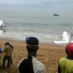 Four die as French army-chartered plane crashes off Ivory Coast