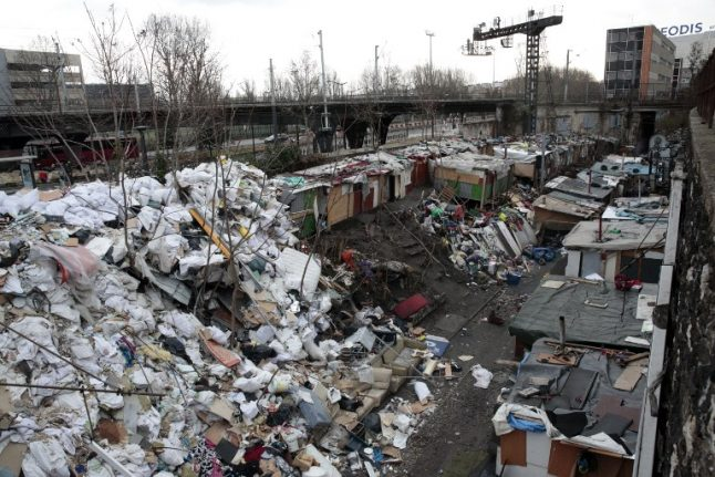 France races to tear down its 570 squalid shanty towns but root problems persist
