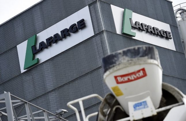 Call for French ex-minister to answer over Lafarge payments to Isis