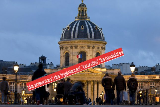 The French language is in 'mortal danger', say its own panicked guardians