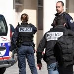 Three charged over makeshift gas canister bomb in Paris