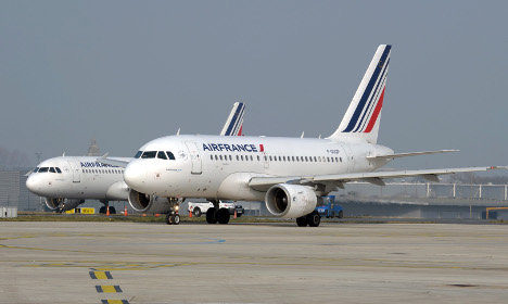 How France's public sector strike has left scores of flights grounded
