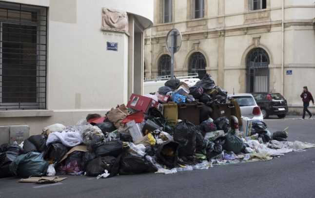 Marseille residents breathe sigh of relief as 13-day bin strike ends