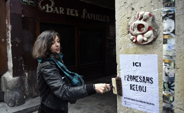 'Squeal on the pigs': French women bombard Twitter with tales of sexual harassment