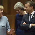 French president Macron says UK still 'a long way off' on Brexit bill