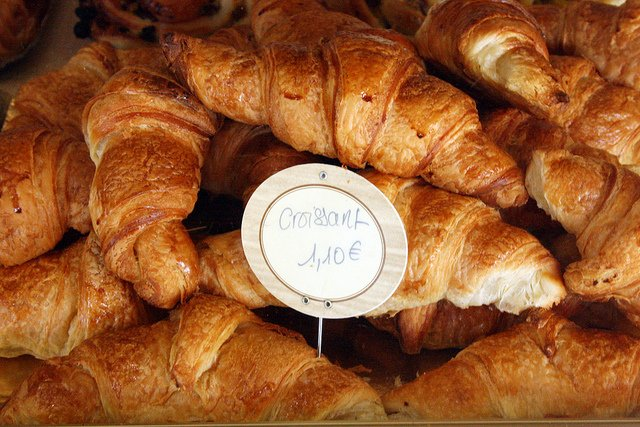French baker leads crusade to protect 'noble' croissant from industrial pastries