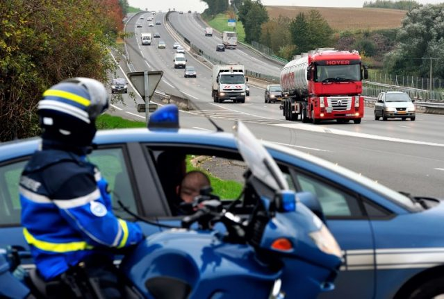 France set to take one billion euro jackpot in traffic fines