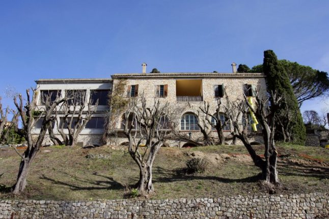 Picasso's French Riviera mansion set to sell for 'bargain' €20 million