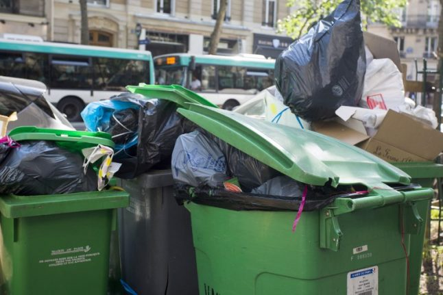 Why do Parisians waste more food than anywhere else in France?
