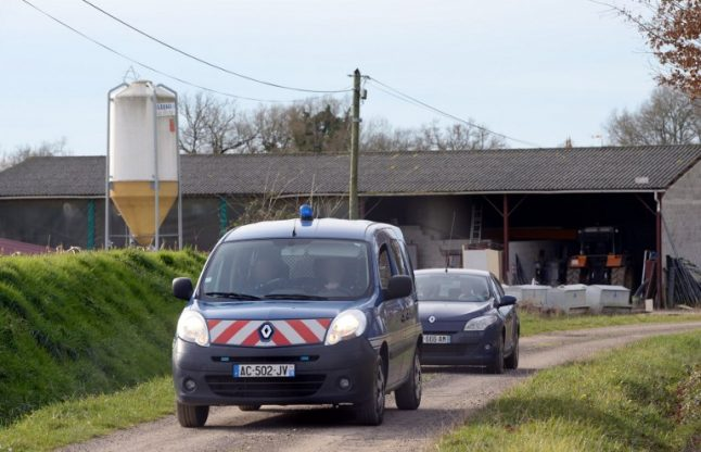 Couple and three children found shot dead on pig farm in France