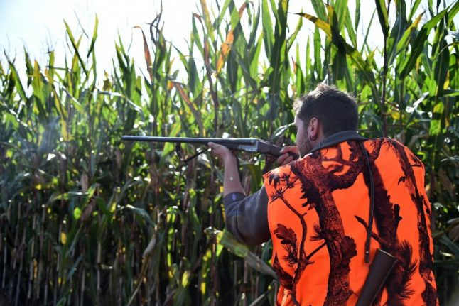 French hunter shoots pensioner dead after mistaking him for a wild boar