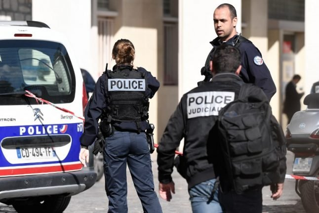 Was far-right French journalist the target of failed Paris gas canister bomb?