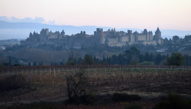 QUESTION: What's so special about Languedoc-Roussillon?