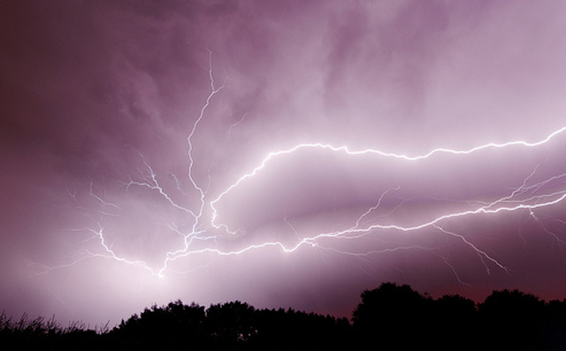 Violent storms and heavy rain set to hit southern France