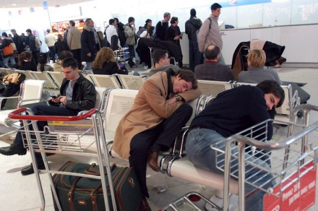 The airports in France where you're most likely to be delayed